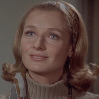 Chris Coughlin played by Diana Muldaur