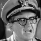 Capt. Wallace B. Binghamton played by Joe Flynn