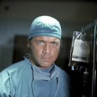 Dr. Joe Gannon played by Chad Everett