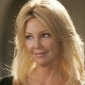 Amanda Woodward played by Heather Locklear