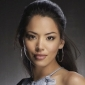 Lauren Yung played by Stephanie Jacobsen