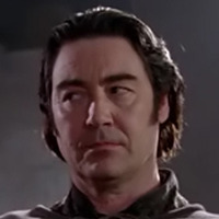 Agravaine played by Nathaniel Parker