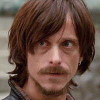 Cedric played by Mackenzie Crook
