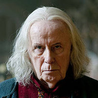 Gauis played by Richard Wilson (ii)