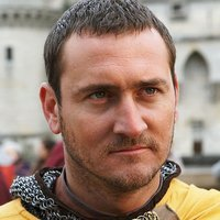 Knight Valiant played by Will Mellor
