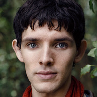Merlin played by Colin Morgan