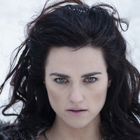 Morgana played by Katie McGrath Image