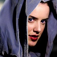 Nimueh played by Michelle Ryan