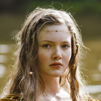 Sophia played by Holliday Grainger