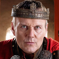 Uther Pendragon played by Anthony Head