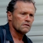 Calvin Stark played by Michael Rooker