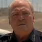 Sheriff Crowe played by Stacy Keach