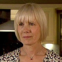 Joyce Barnaby played by Jane Wymark