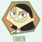 Gwen The Mighty B!