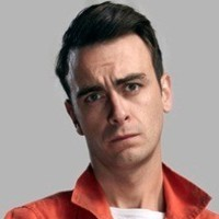 Rudy Wade played by Joseph Gilgun