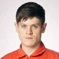 Simon played by Iwan Rheon