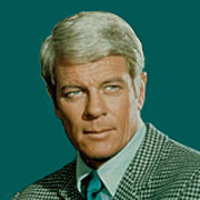 James Phelps played by Peter Graves