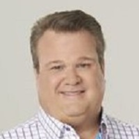 Cameron 'Cam' Tucker played by Eric Stonestreet