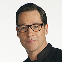 Chef Rudy played by French Stewart