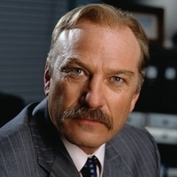 Captain Leland Stottlemeyer played by Ted Levine