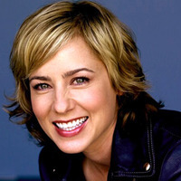 Natalie Teeger played by Traylor Howard