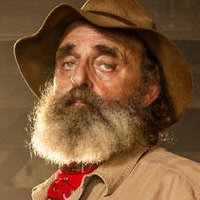 Trapper played by John Tice