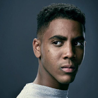 Jerome Robinson played by Jharrel Jerome