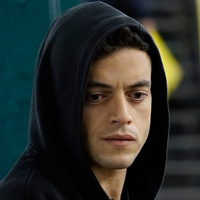 Elliot played by Rami Malek