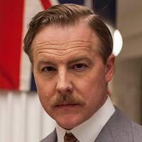 Frank Edwards played by Samuel West