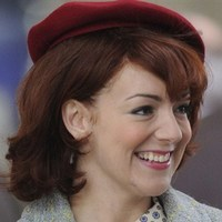 Charmian Biggs played by Sheridan Smith