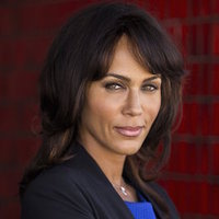 Sonia Perez played by Nicole Ari Parker