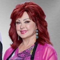 Naomi Judd played by Naomi Judd