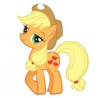 Applejack played by Ashleigh Ball