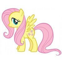 Fluttershy played by Andrea Libman