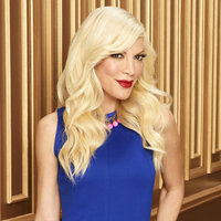 Holly Hamilton played by Tori Spelling