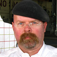 Jamie Hynemanplayed by Jamie Hyneman