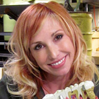 Kari Byronplayed by Kari Byron