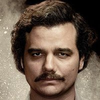 Pablo Escobarplayed by Wagner Moura