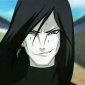 Orochimaru played by Kujira