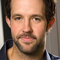 Nate Getz played by Peter Cambor