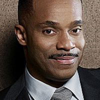 NCIS Director Leon Vance played by Rocky Carroll