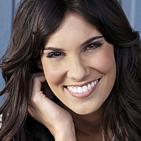 Special Agent Kensi Blye played by Daniela Ruah