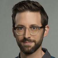 Sebastian Lund played by Rob Kerkovich