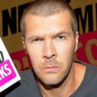 Rhod Gilbert - Host played by Rhod Gilbert Image