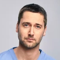 Dr. Max Goodwin played by Ryan Eggold