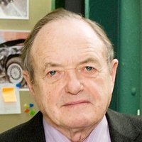 Jack Halford played by James Bolam