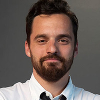 Cutler played by Jake Johnson