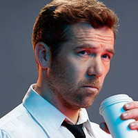 Detective Hendy played by Patrick Brammall