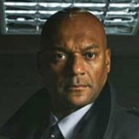 Det. Supt. Darren Maclaren played by Colin Salmon