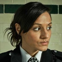 PC Tegan Thompson played by Saira Choudhry